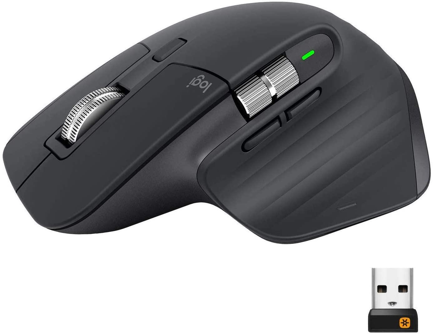 Wireless mouse Logitech MX Master 3 Advanced Wireless Mouse – GRAPHITE –  AllBestBrands.com
